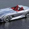 Mercedes AMG GT Silver Echo