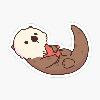 Barking Otter