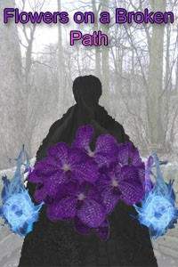 Flowers on a Broken Path