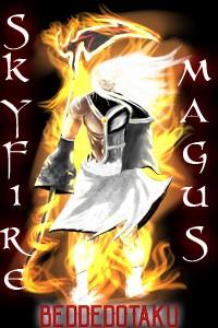 Skyfire Magus