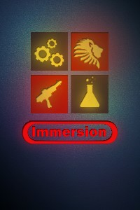 Immersion: Reboot