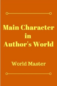 Main Character in Author's World