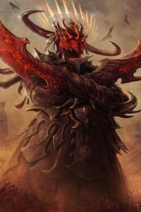 Rebirth of the Evil God