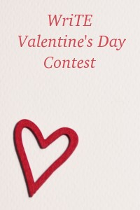 WriTE Valentine's Day Contest