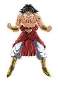 Broly In Naruto (COMPLETED)