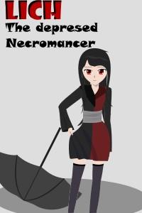 Lich. The Depressed Necromancer