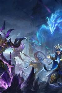 Swords and Magic The Myth