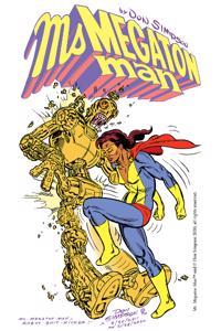 The Ms. Megaton Man™ Maxi-Series
