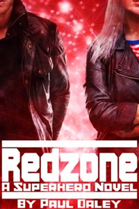 Redzone: A Superhero Novel