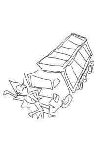 Truck-Kun's Adventures in Isekai-land