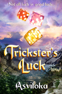 Trickster's Luck (Book 1 of a Fantasy LitRPG trilogy)