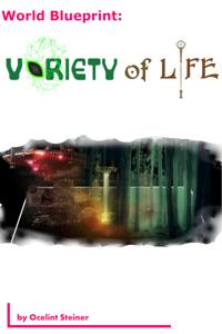 World Blueprint: Variety of Life