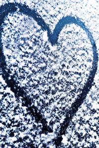 A plan of a frozen heart