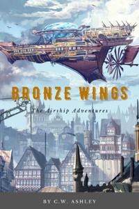 Bronze Wings: A Steampunk Pirate Harem Adventure