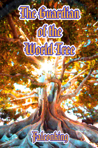 The Guardian of the world tree