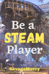 Be a Steam Player