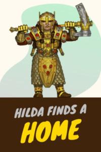 Hilda Finds a Home