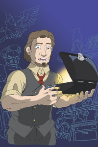 Tales From Mirthland: Dr. Entwhistle Wins a Box