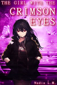The Girl With The Crimson Eyes