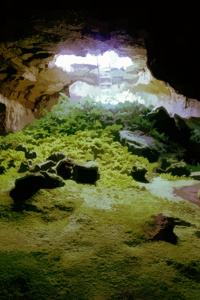 """Mundus Subcavus - or: """"Caves are a geomancer's dream, but how do we get back out?"""""""