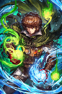 Aurora Scroll