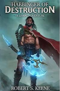 Harbinger of Destruction (an EVP LitRPG)