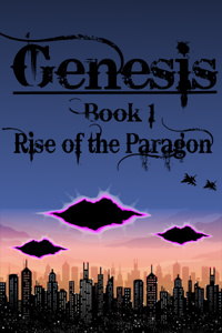 Genesis | Book 1 of Rise of the Paragon - A Post-Apocalyptic LitRPG