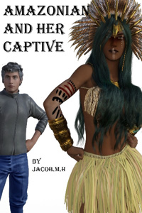 Amazonian and her captive