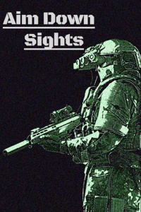 Aim Down Sights : A VRMMO FPS Novel