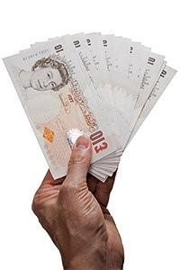 Money Grubbing Demon Lord
