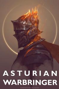 Asturian Warbringer - A LitRPG on Earth
