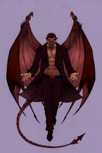 BAD: Born A Demon