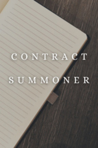 Contract Summoner [Revised]