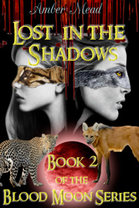 Lost in the Shadows; Book 2 of the Blood Moon Series