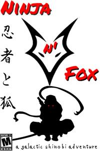 Ninja n' Fox (Spawn meets Naruto meets John Wick)