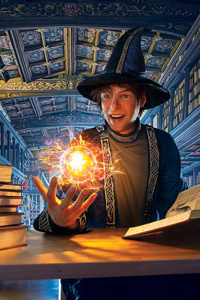 The Cunning Man (Schooled in Magic, but Stand-Alone)