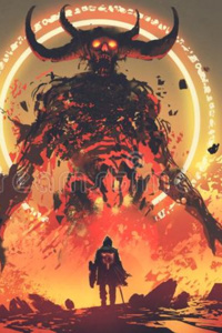 The Demon's Rapture