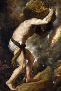 The Three Eyes of Sisyphus