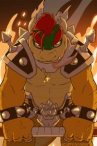 What's A Koopa To Do? (My Hero Academia/Bowser Self-Insert Story)